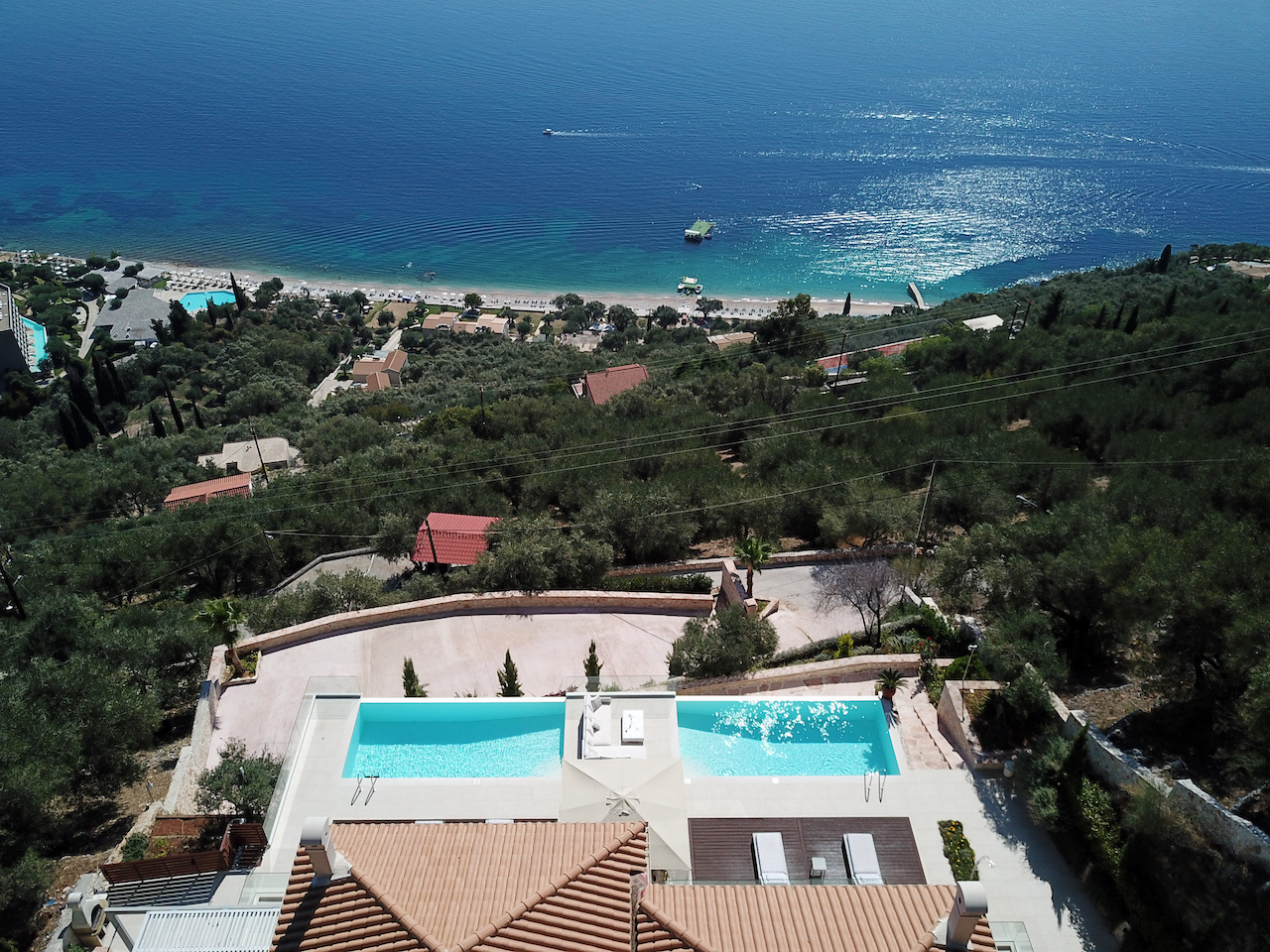 Villa Nissaki Bay
