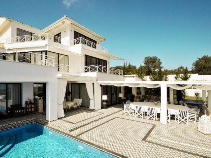 Villa Gouvia Bay