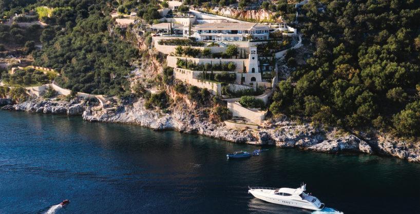Villa Ultima Corfu Estate