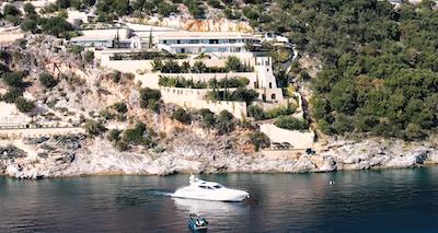 Villa 360 Corfu